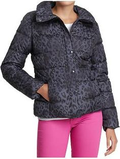 Women's Frost Free Quilted Jackets | Old Navy