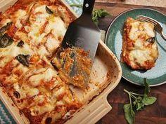 Summer Vegetable Lasagna With Zucchini, Squash, Eggplant, and Tomato - Serious Eats Vegan Recipes Videos, Cooking Recipes, Healthy Recipes, Tofu Recipes, Easy Recipes, Vegetable Lasagna Recipes, Vegetable Lasagne, Eggplant Recipes, Vegetarian
