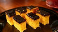 Bolo de cenoura com cobertura de chocolate - Cozinha Prática - GNT