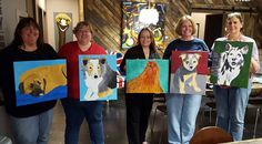 Paint Your Pet any way you want! #loveourpets