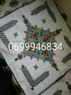 Moroccan Style, Wedding Decorations, Creations, Cross Stitch, Couture, Crochet, Classroom, Needlepoint, Hardanger Embroidery