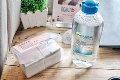 Thoughts On Garnier Micellar Cleansing Water Best Makeup Tips, Best Makeup Products, Pure Products, Garnier Micellar Water, Cleansing Water, Beauty Review, Makeup Junkie, Skin Care Tips, Beauty Hacks