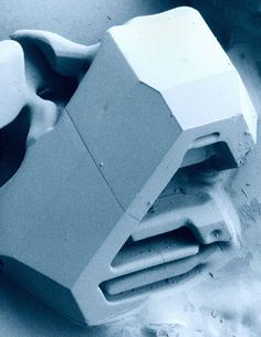 Microscopic Snowflake