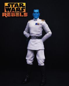 """𝐀𝐧𝐭𝐡𝐨𝐧𝐲𝟓𝟎𝟏𝐬𝐭 on Instagram: """"The Grand Admiral #photography #toyphotography #starwars #starwarstheblackseries #starwarsblackseries #starwarsrebels #photooftheday…"""""""