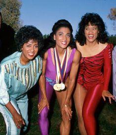 Flo Jo and Jackee in the same pic!!!!!! Two of my favorite people!!!!! Black Girls Rock, Black Girl Magic, Beautiful Black Women, Amazing Women, Flo Jo, Plus Tv, Black Celebrities, Celebs, Vintage Black Glamour