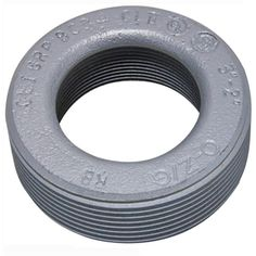 "OZ Gedney RB400-300 4"""" to 3"""" Mallable Reducing Bushing"
