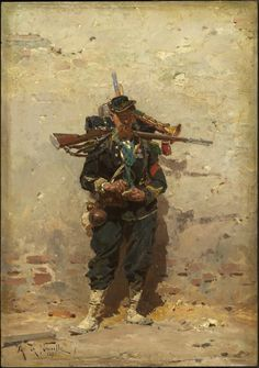 Modern History, European History, Art History, Military Art, Military History, Crimean War, Imperial Army, French Army, Second Empire