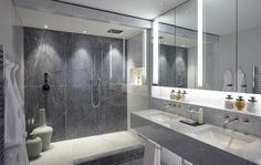 Helen Green Design - Bathrooms ©