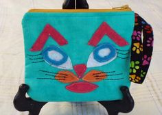 <<#coin purse #great gift for holidays #fun gift #colorful #well made  #www.zibbet.com/masbags