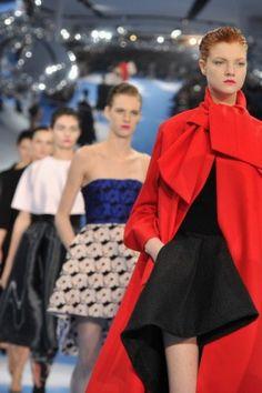 Christian Dior - Runway - PFW F/W 2013