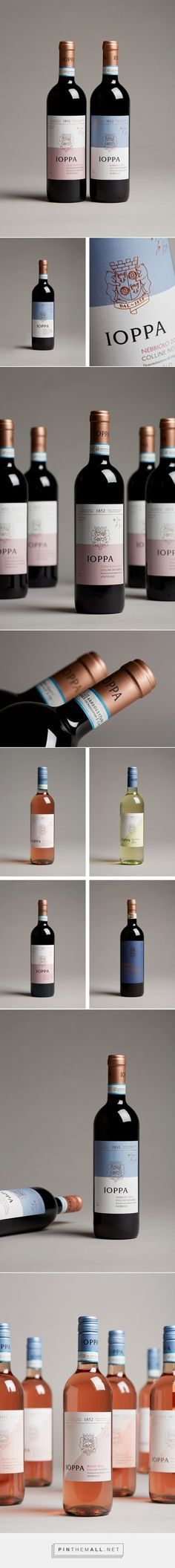 IOPPA by WORK™ My Portfolio, Behance, Packaging, Wine, Pictures, Image, Photos, Photo Illustration, Drawings