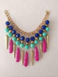 Lindo collar colorido❤️