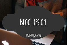 Custom Blog Design Ideas Pinterest board cover by EmulsifiedFamily.com