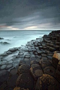 Giants Causeway / Ireland