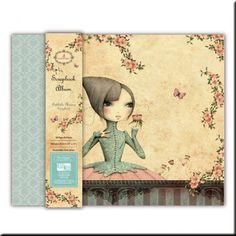 Qué preciosos son los diseños de Mirabelle Santoro - If Only (30,5x30,5)