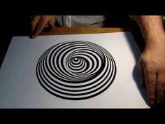 Aprendiendo a dibujar cap1 espiral simple - YouTube