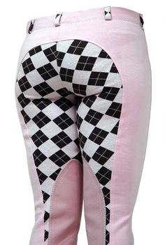 These appear to be real pants.  Alteration time.
