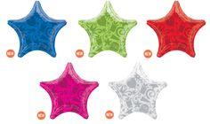 #Contamos con nuevos diseños de #Estrellas #Metalizadas los esperamos!!
