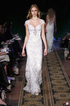 Wedding Dress | Claire Pettibone Mystere