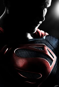Awesome Man Of Steel poster artwork