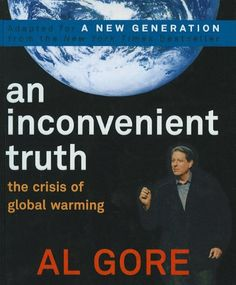 An Inconvenient Truth: The Crisis of Global Warming by Albert, Jr. Gore http://www.amazon.co.uk/dp/160686162X/ref=cm_sw_r_pi_dp_gFh7tb14RBKKM