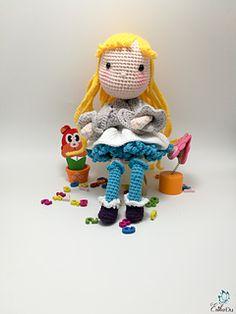 Ravelry: Doll Goldilocks pattern by Erika Du
