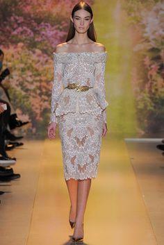 Zuhair Murad Spring 2014 Couture Collection Photos - Vogue#1