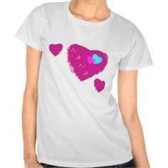 Shop Nana Hearts T-Shirt created by janislil. Nana T Shirts, Nana Gifts, Wardrobe Staples, Fitness Models, Hearts, Female, Casual, Fabric, Sleeves