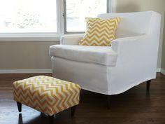 Bezüge für Sessel/Sofas selber nähen