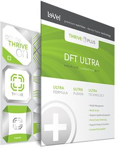 Plus Line Product: DFT Ultra Same formula as the regular but 82% larger!