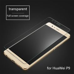 Tempered Glass Film Mobile phone Screen Protector Premium Tempered Glass 9H 0.3mm Scratch Proof  For huawei Ascend P9 lite