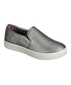 Look at this #zulilyfind! Pewter Tasha Slip-On Sneaker by Westwood Footwear #zulilyfinds
