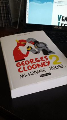 Un vendredi avec #GeorgesClooney #VendrediLecture #BD