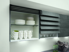 We are delighted to be working with ALNO and include them in our portfolio of outstanding German kitchen manufacturers. We love their range of kitchen design options, remarkable flexibility and fabulous appearance. Kitchen Fittings, Kitchen Cupboard Storage, Contemporary Kitchen, Kitchen Design, Classic Kitchens, Sleek Kitchen, German Kitchen Design, Alno, Kitchen Cupboards