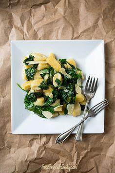 Ricotta Gnocchi #recipe via FoodforMyFamily.com