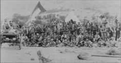Battle of Dalmanutha - The Middelburg and Johannesburg Commandos Armed Conflict, Old Pictures, South Africa, Britain, Battle, War, Africans, History, Southern