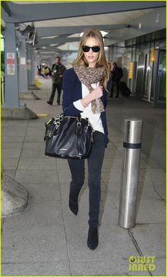 perfect airport style
