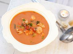 Red Fish Soup