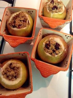 Gluten-Free Baked Stuffed Apples - QVC Community – Forums, Blogs, and Consumer Product Reviews
