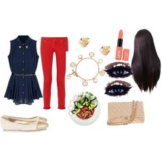 date night by starstable12bomb on Polyvore featuring polyvore fashion style M Missoni Jimmy Choo Chanel Tory Burch Snö Of Sweden