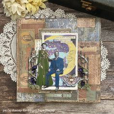 Under the Wide Starry Sky by Paula Cheney - Simon Says Stamp Blog