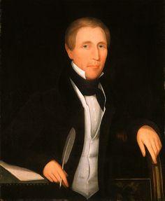 Artist: Ammi Phillips, Henry Teller ca: 1835