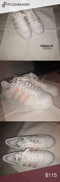 custom made adidas shoes brand new never worn and comes with cloth bag custom made so couldn't be returned adidas Shoes Sneakers