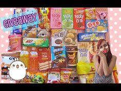 Mega giveaway 50'000 iscritti *-* Snack orientali e oggettinikawaii