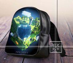Amazing Game World - Game Design For Kids School Bag Backpack