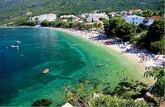 Gradac, Croatia.