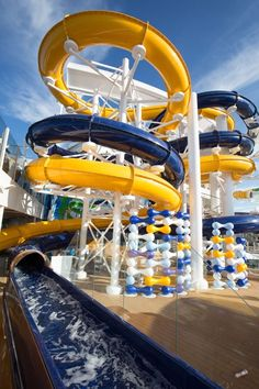 Now that Harmony of the Seas has started a series of short cruises from Southampton, UK Royal Caribbean has released photos from many areas onboard the ship