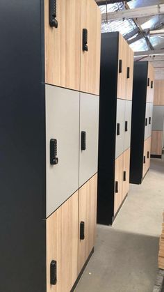 At Infinity Commercial Furniture, we provide commercial, business, bespoke & modern furniture to suit all your office needs in Sydney, Melbourne & Brisbane. Staff Lockers, Office Lockers, Built In Lockers, Office Furniture Design, Modern Furniture, Staff Lounge, Locker Designs, Commercial Office Furniture, Gym Room
