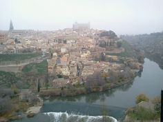 Travel to the city of Toledo in Spain