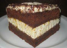 Шоколадно-апельсиновый торт